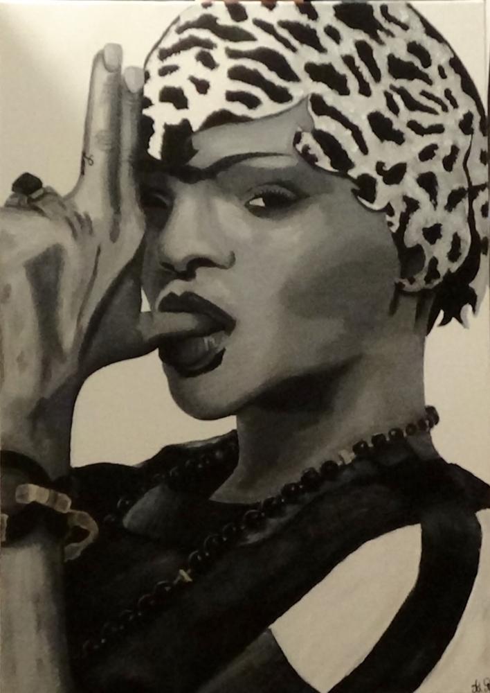 Rihanna by A.R